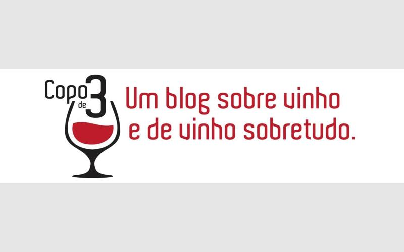 """TITAN of Douro no blog """"Copo de 3"""""""